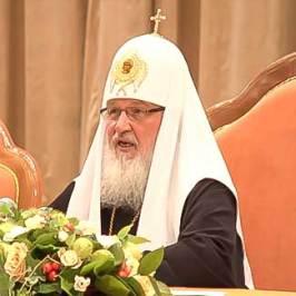 Патриарх: «Не должно быть никакого пиара у Церкви»