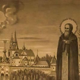 Звенигородский чудотворец. Преподобный САВВА СТОРОЖЕВСКИЙ